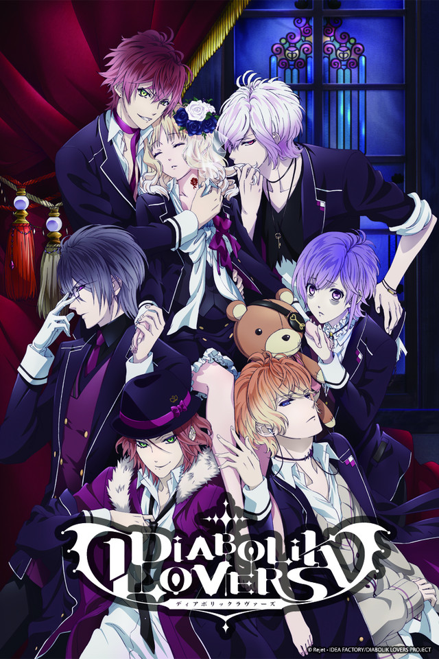 Diabolik Lovers – First Impressions