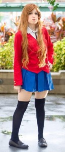 Reya Skye as Taiga from Toradora!