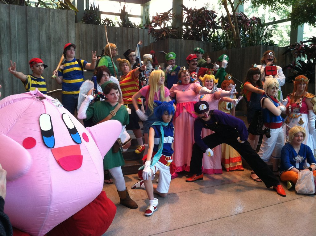 Radiant Dreamer » Photos of Sakura-Con 2013