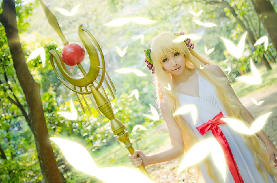 Cosplayer Spotlight #12: Chiyo Cosplay