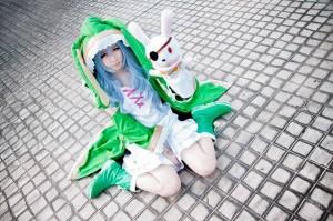 Yoshino - Date a Live - chiyo cosplay 1