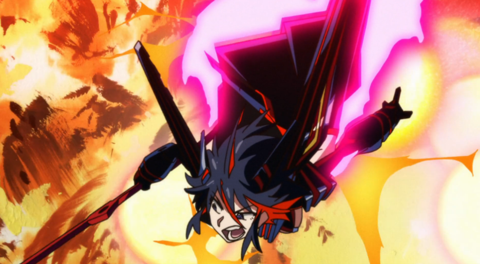 Kill la Kill: Episode 02 – 11 Review