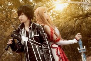 sword art online chiyo cosplay