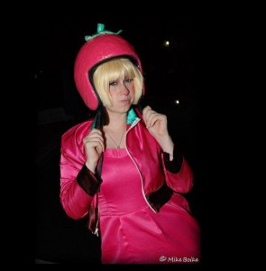 Taffyta Muttonfudge from Wreck it Ralph.  Photography Credit by Mike Boike
