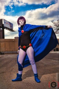 Raven from Teen Titans G. Edwards Photography