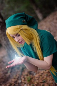 Link from Legend of Zelda Photography by BAM Photography
