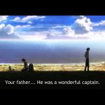 Remembering Daichi's father
