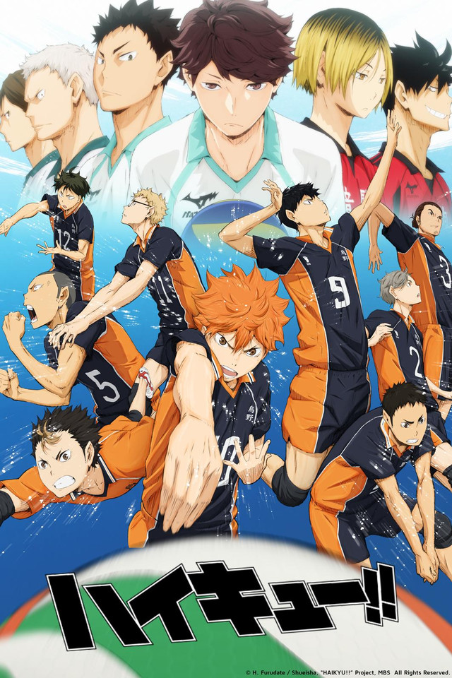 Haikyuu!!: Episode 01 Review