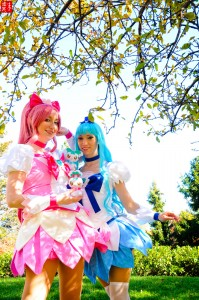 Heartcatch Precure  Photographer Unknown