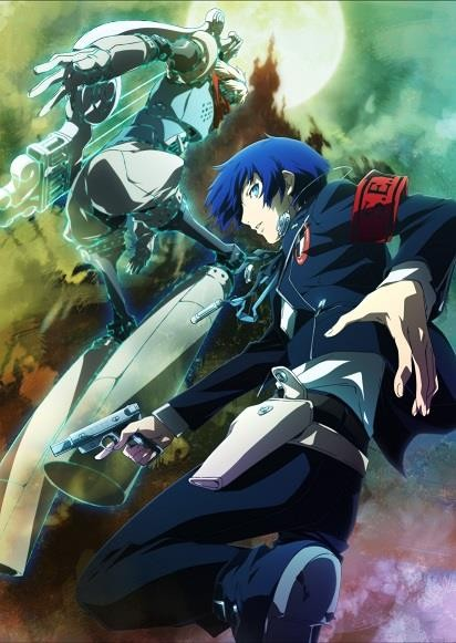Aniplex Releasing Persona 3 THE MOVIE #1 Spring of Birth in May