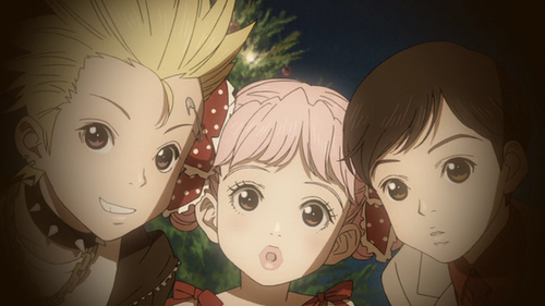 Paradise Kiss: Girls, Interrupted