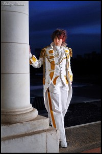 Suzaku Kururugi from Code Geass Photography by Idolatry Studios