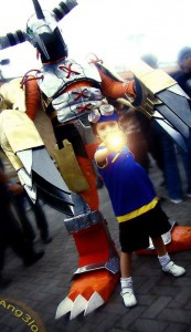 Wargreymon & Tai Kamiya Digimon Adventure Photography by Ang3lo