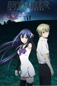 brynhildr in the darkness poster