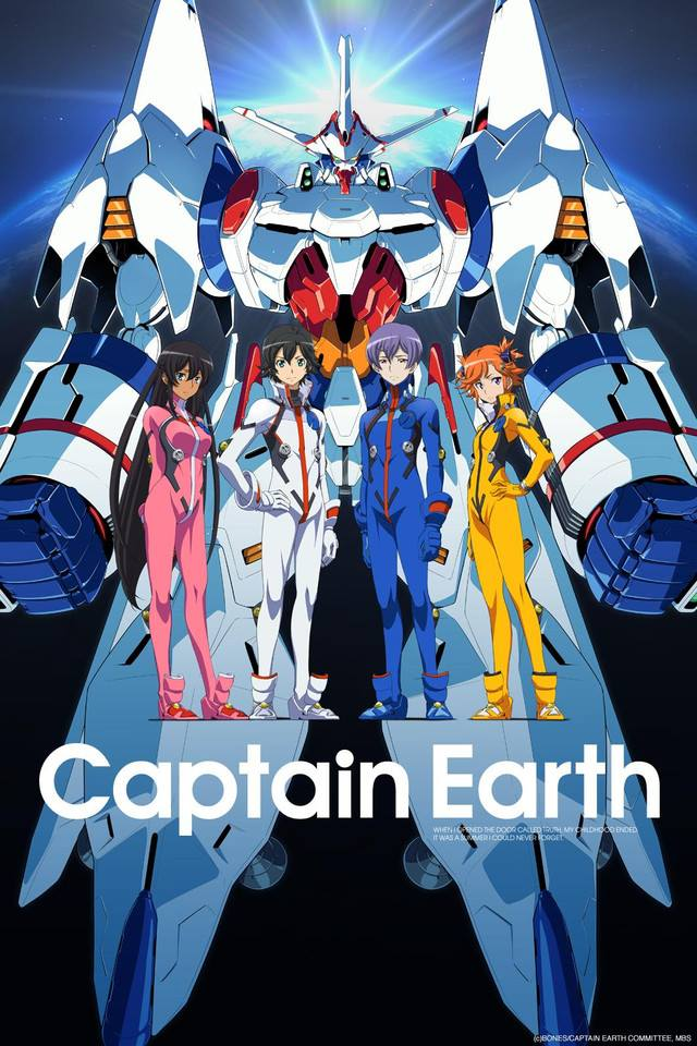 Captain Earth: Episode 01 Review