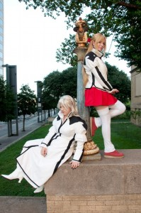 Haine Otomiya from The Gentleman's Alliance Photography by Squidflakes