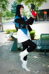 Kiyone Makibi from Tenchi Muyo! Angelwing