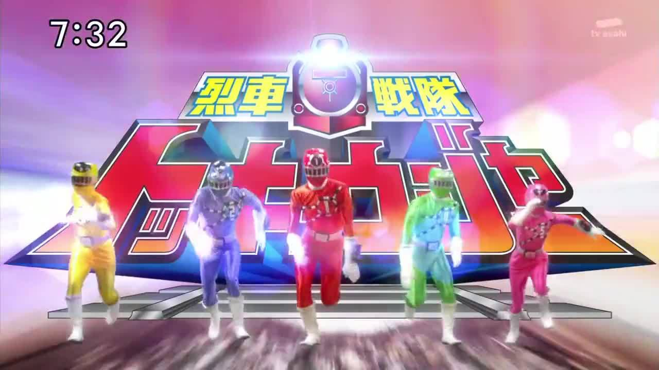 Ressha Sentai ToQger: Episode 01 Review