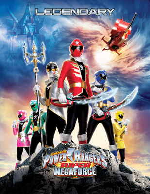 Bandai Namco working on Power Rangers Super Megaforce for 3DS