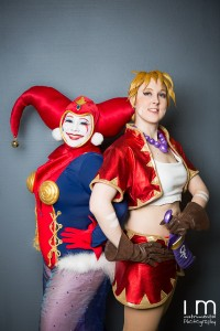 Chrono Cross Group Photography by IM Instrumental Photography