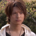 The appearance of Nogami Airi's eventual fiance, Sakurai Yuuto, in his form years before meeting Airi & Ryotaro.