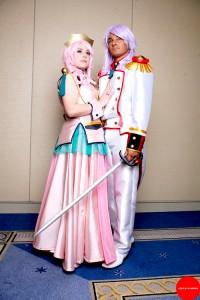 Utena Tenjou & Akio Ohtori from Revolutionary Girl Utena