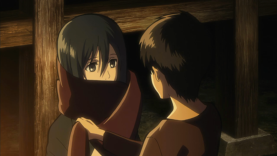 Animesecrets Org Attack On Titan Mikasa Ackerman Is Not A