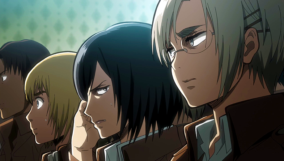 Animesecrets Org Attack On Titan Mikasa Ackerman Is Not A