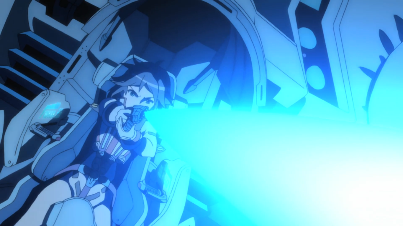 Captain Earth: Episode 08-10 Review