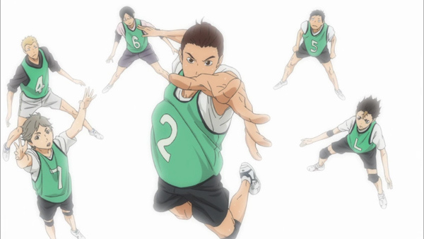 Haikyuu!!: Episode 08-10 Review