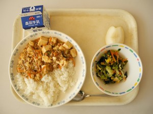 Japanese_tofu_school_lunch