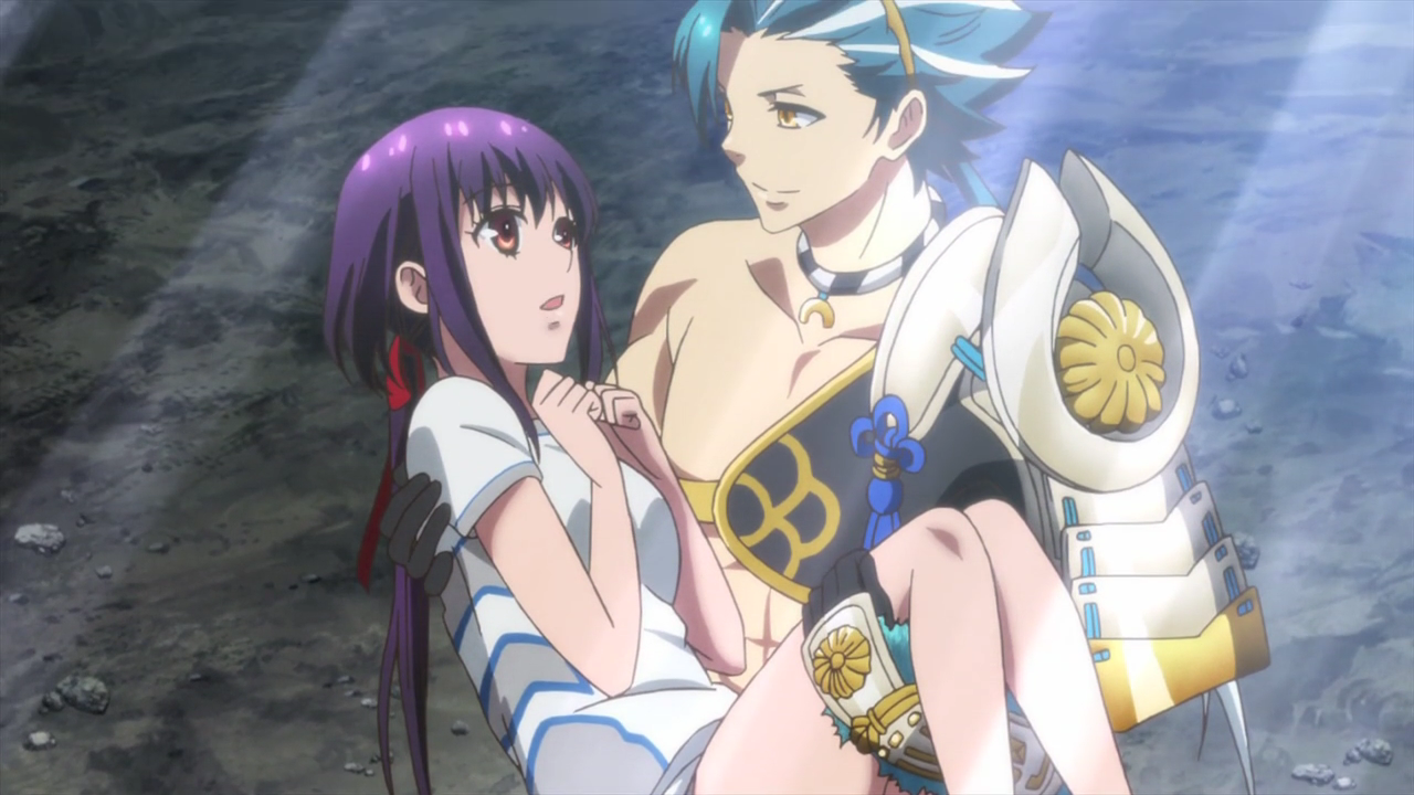 Kamigami no Asobi Episode 05-07 Review