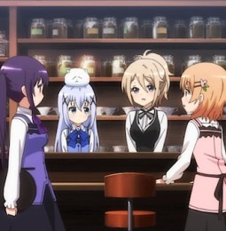 Is the Order a Rabbit?: Episode 08-10 Review