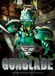 gunblade tv show