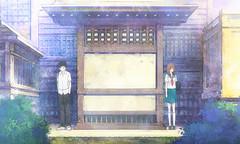 Ao Haru Ride: Episode 01 Review