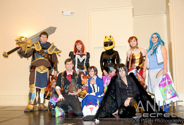 Louisianime 2014 – Cosplay Contest Video