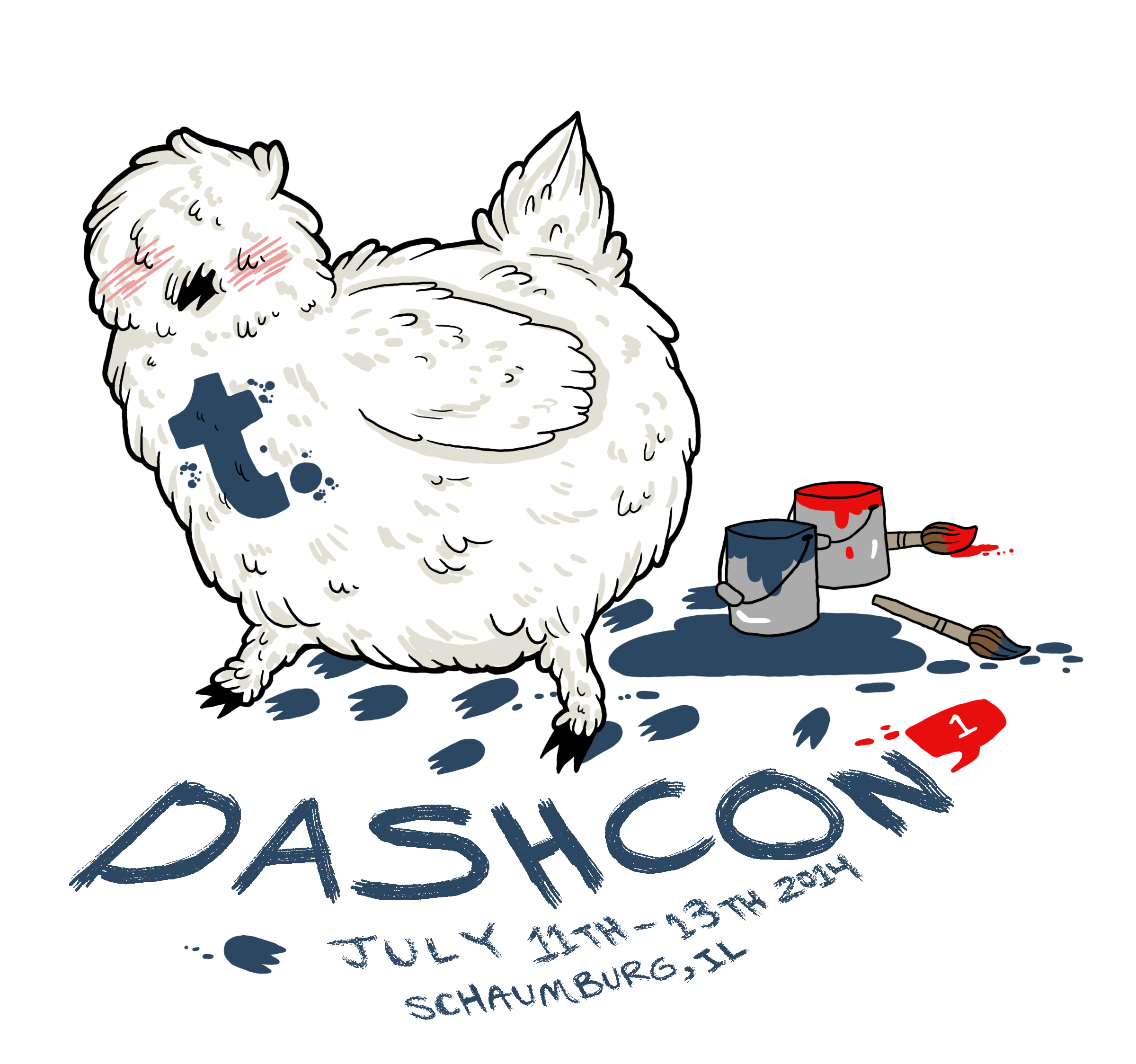 Dashcon 2014: Day 1- Friday