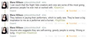 Relevant Mara Wilson Tweet