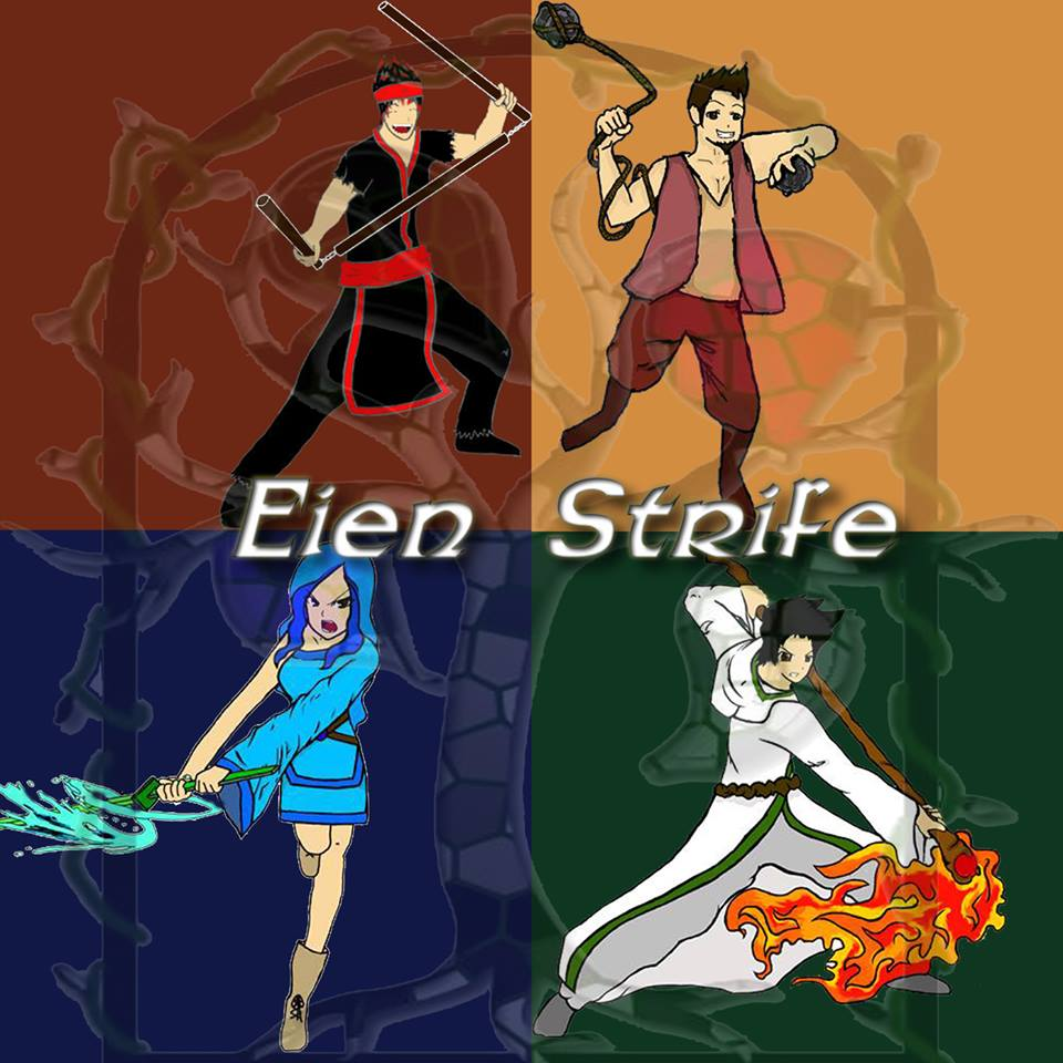 Eien Strife Exclusive Interview, MechaCon X