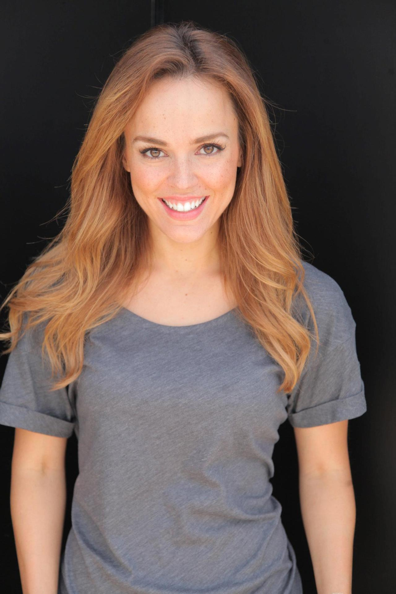 Erin Cahill Exclusive Interview, Power Morphicon 2014