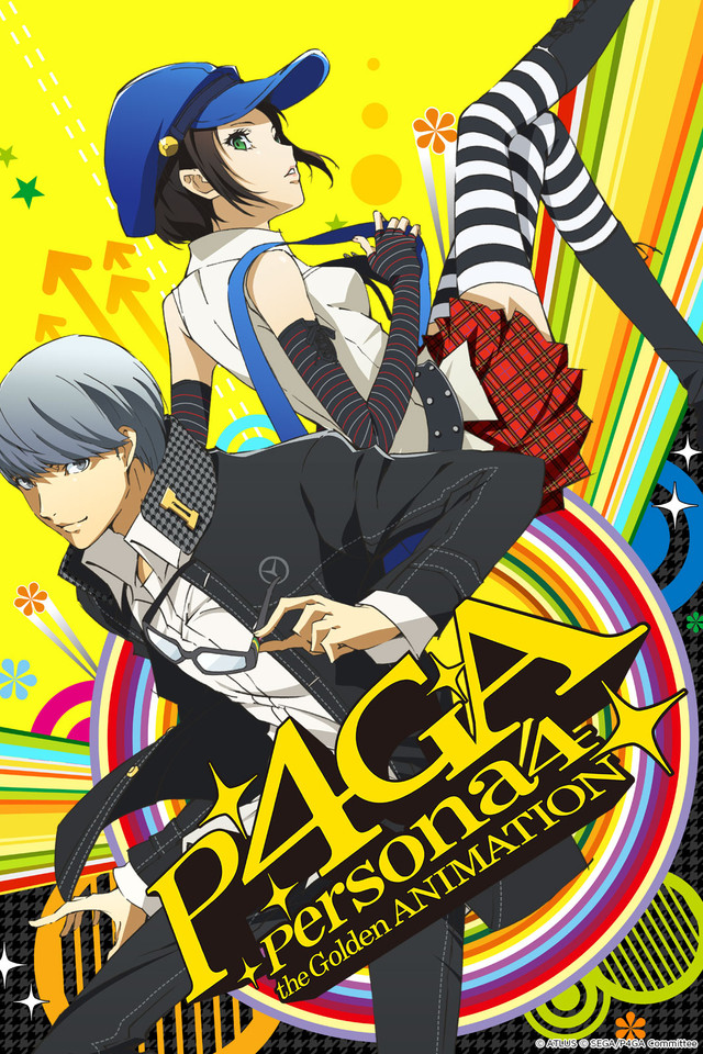 Persona 4 the Golden ANIMATION: Episode 01 Review