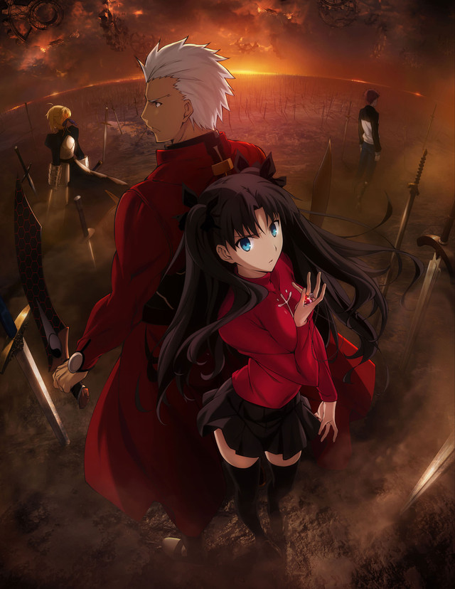 Fate/Stay Night: Unlimited Blade Works: Episode 01 Review