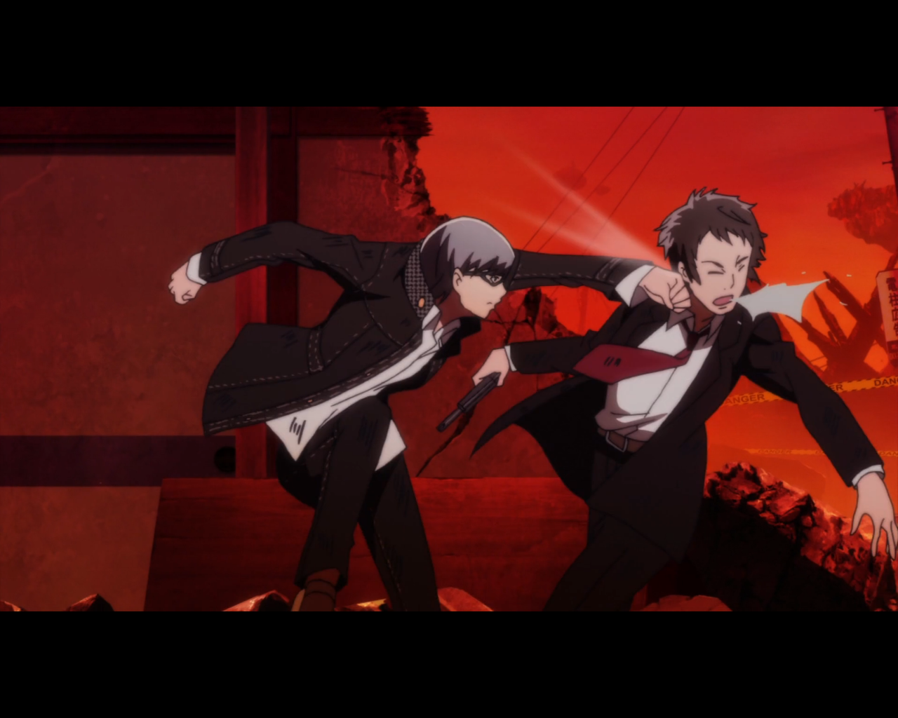 Persona 4 the Golden ANIMATION: Episode 05-07 Review