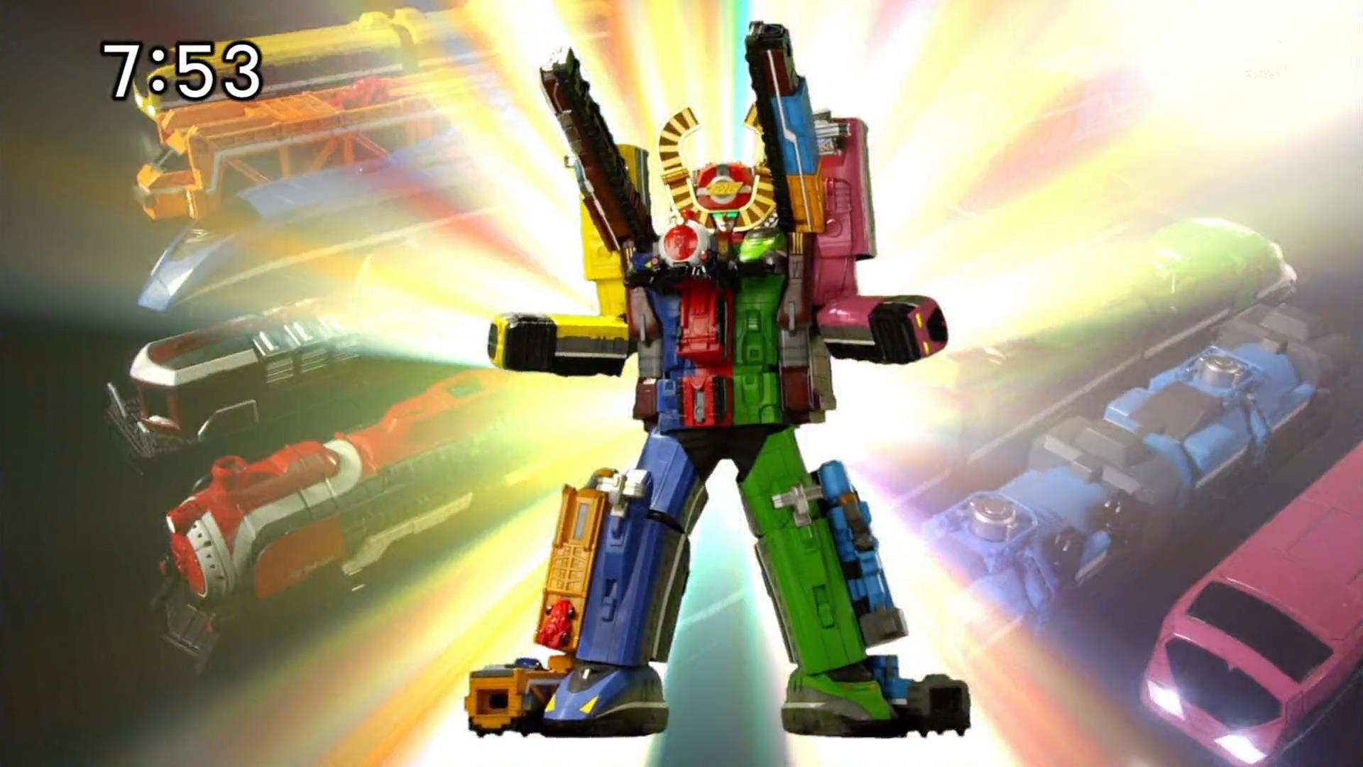 Ressha Sentai ToQger: Episode 14-16 Review