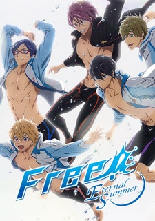Free! Eternal Summer: Episode 01 Review