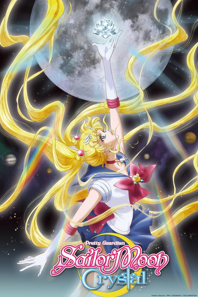 Sailor Moon Crystal: Episode 01 Review