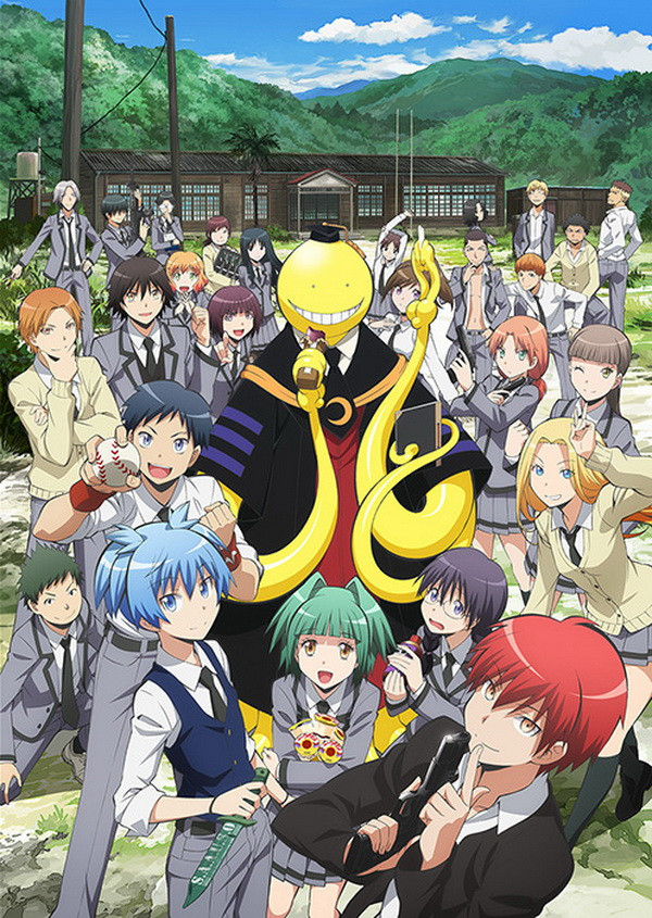 Anime Declassified Podcast – Mission 04 – Anime Winter 2015 Preview