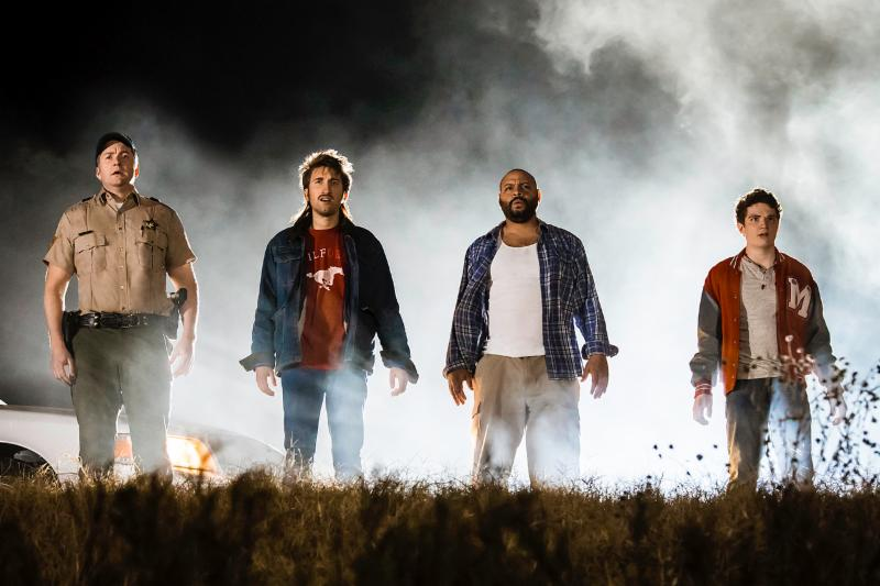 Lazer Team Trailer Release