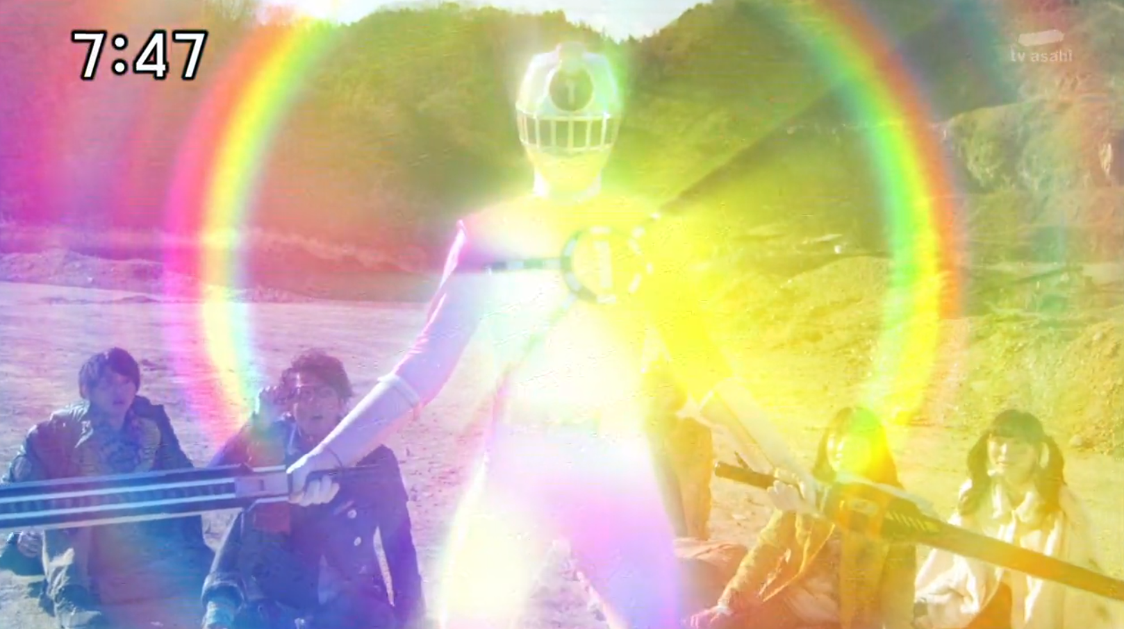 Toku Secrets Podcast: Episode 05 – Ressha Sentai ToQger Part 5