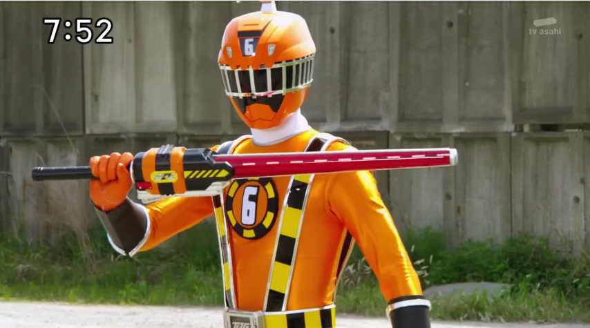 Toku Secrets Podcast: Episode 03 – Ressha Sentai ToQger Part 3